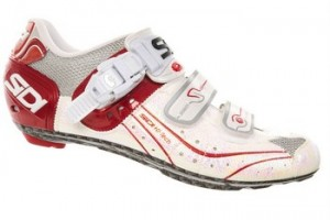 Pearly White SIDI Shoes