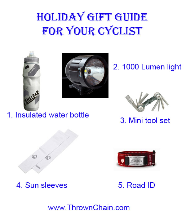 Gift guide for your cyclist