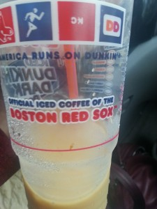 Boston Runs on Dunkins