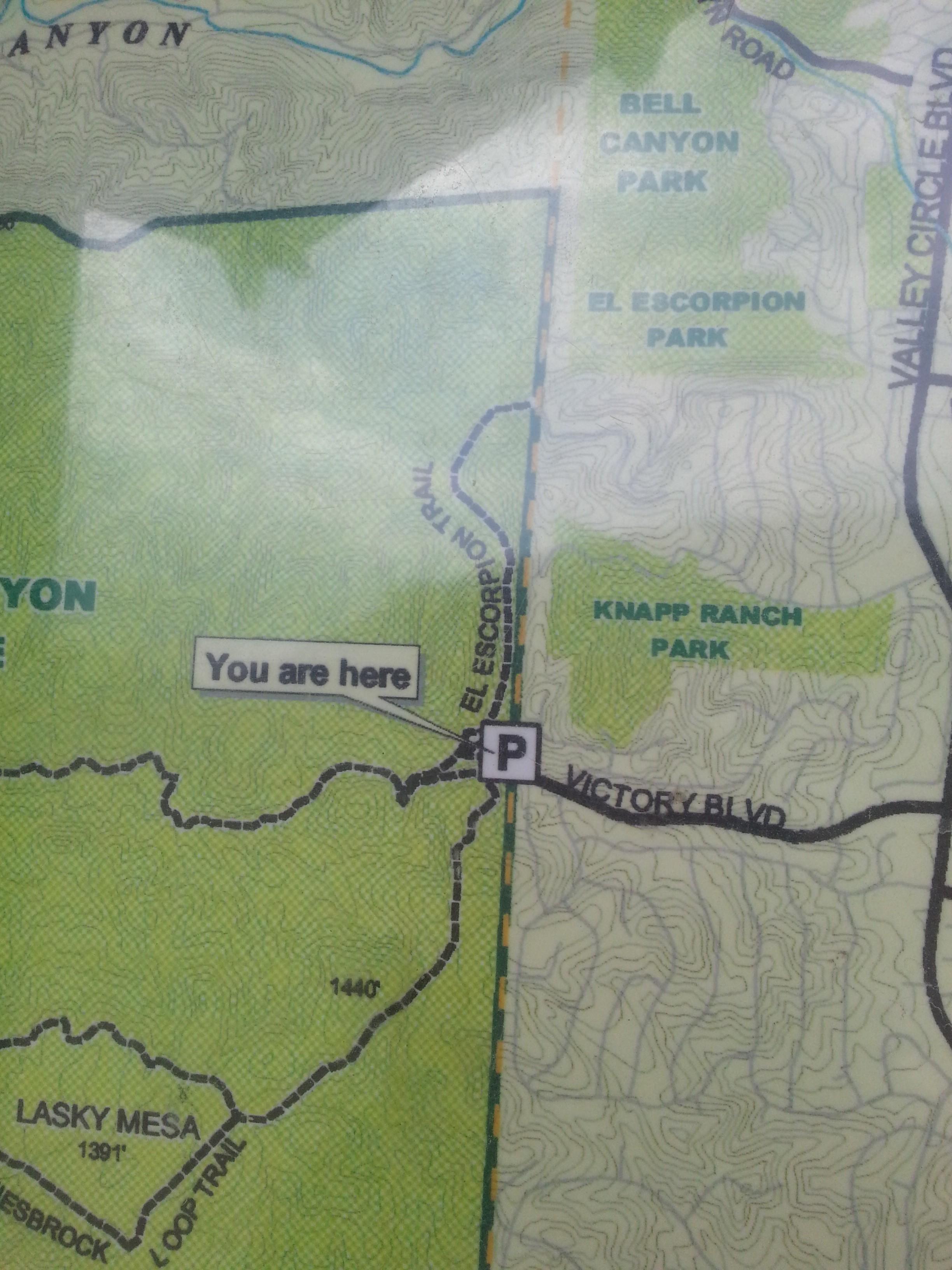Santa Monica Mountains Trail Biking