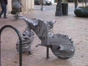 Bike Duct Tape