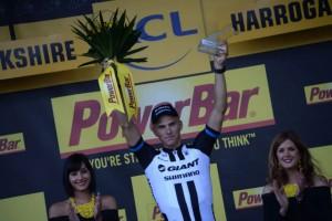 Vainqueur d'etape ASO/P.Perreve
